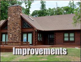 Log Home Improvement  Greenup County, Kentucky